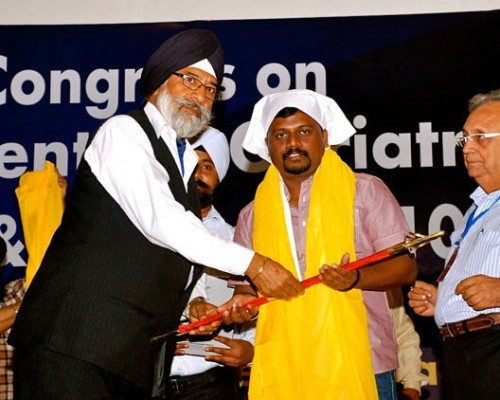 Honour From Delhi Gurudwara Committee